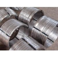 Wholesale Industrial 321 Stainless Steel Forgings , Forged Rolled Rings ASTM JB4728 DIN EN from china suppliers