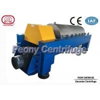 Wholesale Centrifugal Continuous Oil Extraction Machine Decanter Centrifuges from china suppliers
