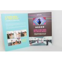 "Wholesale high resolution LCD Video Brochure , 2.4"" / 4.3"" / 5"" / 7"" video business cards from china suppliers"