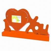 Wholesale Wooden Picture Frame, Available in Various Colors, OEM Orders are Welcome from china suppliers