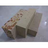 Wholesale Industrial Quartz Stone Silica Refractory Bricks For Coke Oven / Glass Kiln from china suppliers