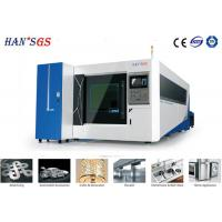 Wholesale Fast Speed CNC Plate Cutting Machine for SS / CS Sign Making 0.2 - 16mm from china suppliers