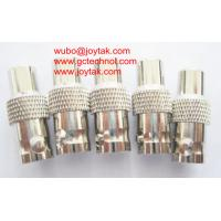 Wholesale Coaxial Adapter Coaxial Adaptor BNC Female Jack To RCA Female Jack For CATV / BNCF.RCAF.01 from china suppliers