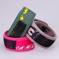 Wholesale Fabric Outdoor Anti-Mosquito Wristband with Citronella Refill Pellet (TW-01L) from china suppliers