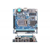 Wholesale 6 COM , 2 LAN Industrial Motherboard Support Intel® Haswell  i3 / i5 / i7 CPU from china suppliers