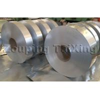 Buy cheap aluminium strip 8011 h34 both sides clear lacquer for vial seal from wholesalers