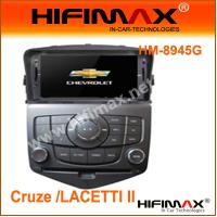 Buy cheap 7''Car DVD GPS (DVB-T optional)special for Chevrolet Cruze /LACETTI II from wholesalers