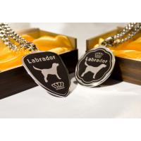 Buy cheap hot styles promotion custom metal dog tag from wholesalers