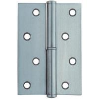 Wholesale 270° Take Down Square Door Hinges Stainless Steel With Round Corner from china suppliers