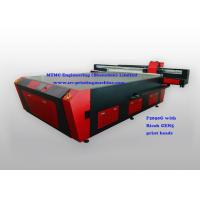 Wholesale Wide Format Flatbed Digital UV Printer , Digital Wood Printer from china suppliers