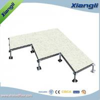 Buy cheap HPL Raised Floor Construction Excellent Flatness 610mmX610mm from wholesalers