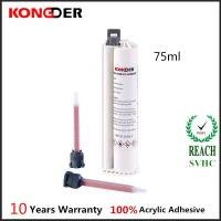 Buy cheap 50ml 75ml 250ml Eco-Friendly Fast Shipping Solid Surface Adhesive Factory For Countertops from wholesalers