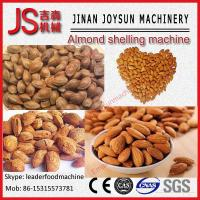 Wholesale High Efficiency Peanut Kernel Shelling / Making Machine 1000kg/h from china suppliers