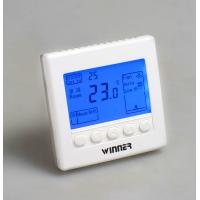 Wholesale AC220V 3 Speed High/Med/Low 3 Mode Heat/Cool/Air Control Digital Room Thermostat from china suppliers