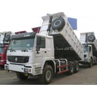 Wholesale China famous brand HOWO dump truck from china suppliers