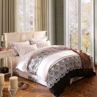 Wholesale Home Textile King Size Cotton Bedding Sets Beautiful Design Washable from china suppliers