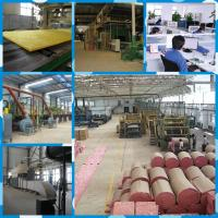 Wholesale density 24kg/m3 fiber glass wool blanket with fsk mesh from china suppliers