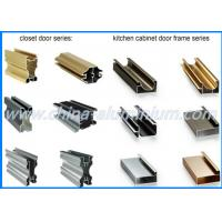 Wholesale High Quality Aluminium Profiles for Kitchen Cabinet Door Frame from china suppliers