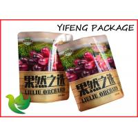 Wholesale Moisture Proof Stand Up Pouches For Food Dried Fruit Packaging Bags from china suppliers