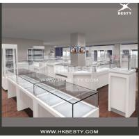 Wholesale Upscale glass shop display cabinet from china suppliers