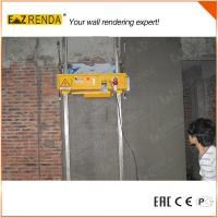 Wholesale Cement Render Machine Automatic Wall Plastering Machine Three Phase from china suppliers