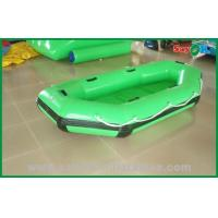 Wholesale Children Green PVC Inflatable Boats Commercial Inflatable Water Toys from china suppliers