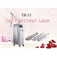 Wholesale 10600nm Co2 Fractional Laser Machine For Acne Scars , Vaginal Tightening Skin Renewal Machine from china suppliers