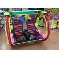 Wholesale Outdoor Theme Park Equipment Kids Swing Car Electronic Swing Happy Car Toy Ride from china suppliers