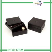 Buy cheap Three Layers Jewelry Gift Boxes Handmade Luxury Packaging Boxes With Magnetic from wholesalers