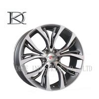 Wholesale Full Sliver SUV Alloy Wheels 16 Inch High Strength 114.3 / 139.7 PCD from china suppliers