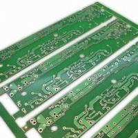 Wholesale Custom High Density HDI Fast PCB Prototyping Service Rigid Plate 2 Layer Green 2.0mm from china suppliers
