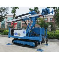 Wholesale ISO9001 Dth Hammer Hydraulic Piling Rig / pile foundation machine from china suppliers