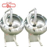 Wholesale SSS304 Material Chocolate Panning Machine With Speed - Adjustable Motor from china suppliers