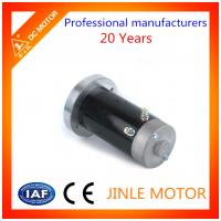 Wholesale 24V 800W Permanent Magnet Electric DC Motor With Brush / High Torque from china suppliers
