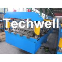 Wholesale Standard 686 IBR Corrugated Sheet Roll Forming Machine With 18 Forming Stations from china suppliers
