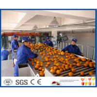 Wholesale Fruit Juice Processing Equipment With Citrus / Tangerines / Orange Juice Extractor Machine from china suppliers