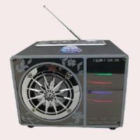 Wholesale Flash Color Sound Box Multi-Function Portable Style  (UK-39) from china suppliers