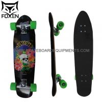 """Wholesale Roll over image to zoom in Charles Bentley 22"""" Kids 70's Vintage Retro Cruiser Mini  Wood Skateboards - 11 Colour from china suppliers"""