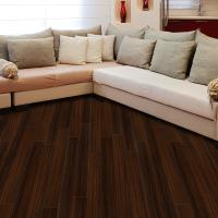Buy cheap High Glossy Surface Thailand Rosewood  Laminate Flooring from wholesalers