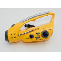 Wholesale Solar radio with flashlight from china suppliers