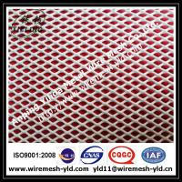 Wholesale aluminum small hole expanded mesh,metal sheets with PVC coated from china suppliers