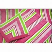 Wholesale Beach Towels, Available in Size of 80 x 175cm, Customized Designs and Sizes are Accepted from china suppliers