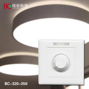 Quality DC 12V 24V 48V single channel constant current LED Dimming Controller, 350mA 700mA led dimmer for sale