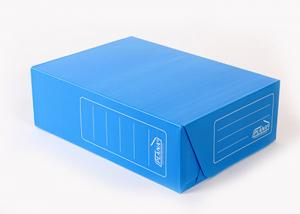 Wholesale File Storage Foldable PP Corrugated Plastic Box from china suppliers