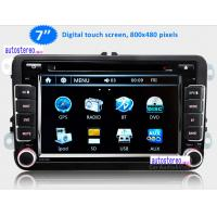 Wholesale VW GPS Car Stereo Sat Nav Radio WinCE 6.0 System with 7 Inch from china suppliers