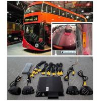 Wholesale Rear View Monitor Bus Camera Surveillance Systems With Four Channel DVR and IR from china suppliers