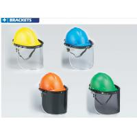 Wholesale Safety FACESHIELDS material PC or CA certificate CE & ANSI from china suppliers