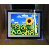 Wholesale Video / Audio / Photo 15 Inch Personalized Digital Photo Frame With LED Light from china suppliers