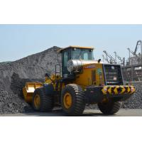 Wholesale Anti Dust Structure Mini Compact Wheel Loader With 5000kg Load Long Wheelbase from china suppliers