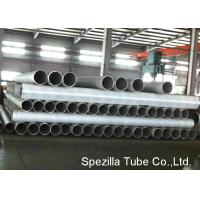Quality ASTM A269 Seamless 304 Stainless Steel Round Tubing With Polished Surface for sale